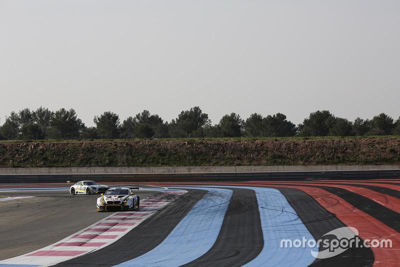#98 Rowe Racing, BMW M6 GT3: Michael Zehe, Markus Paltalla