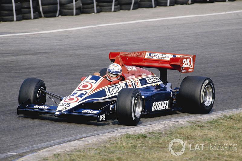 Francois Hesnault (1984-1985)