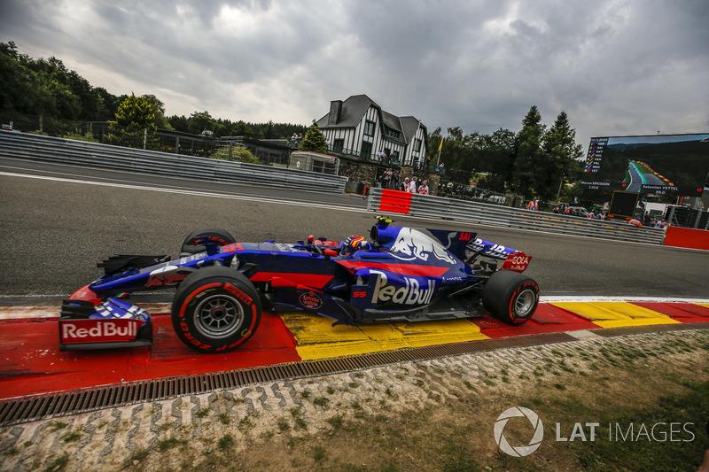 9. Карлос Сайнс, Toro Rosso — 36