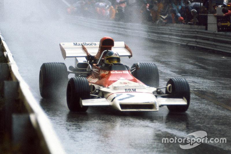Жан-Пьер Бельтуаз, BRM – Гран При Монако 1972 года