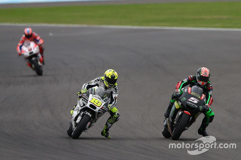 Johann Zarco, Monster Yamaha Tech 3, Alvaro Bautista, Aspar Racing Team