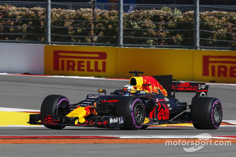 6. Даніель Ріккардо, Red Bull — 22