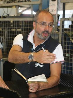 Dario Pergolini, Traum Motorsport