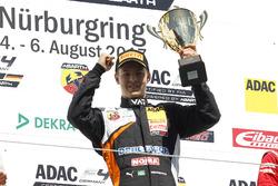 Podium: 1. Felipe Drugovich, Van Amersfoort Racing