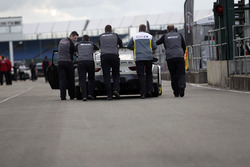 #98 Rowe Racing, BMW M6 GT3: Markus Paltalla, Bruno Spengler, Jesse Krohn