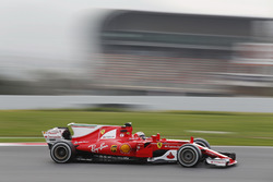 Resultado de imagen para Kimi Raikkonen barcelona 2017