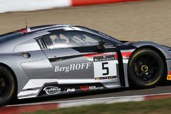 #5 Belgian Audi Club Team WRT Audi R8 LMS: Marcel Fässler, Dries Vanthoor