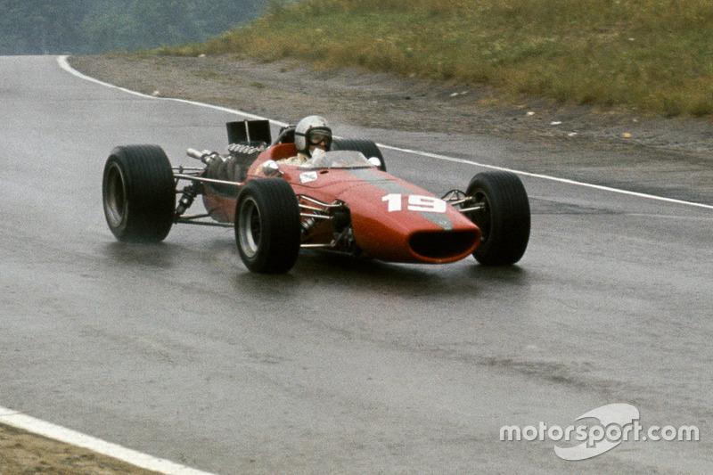 Bruce McLaren: McLaren (1966-1967 y 1967-1968)