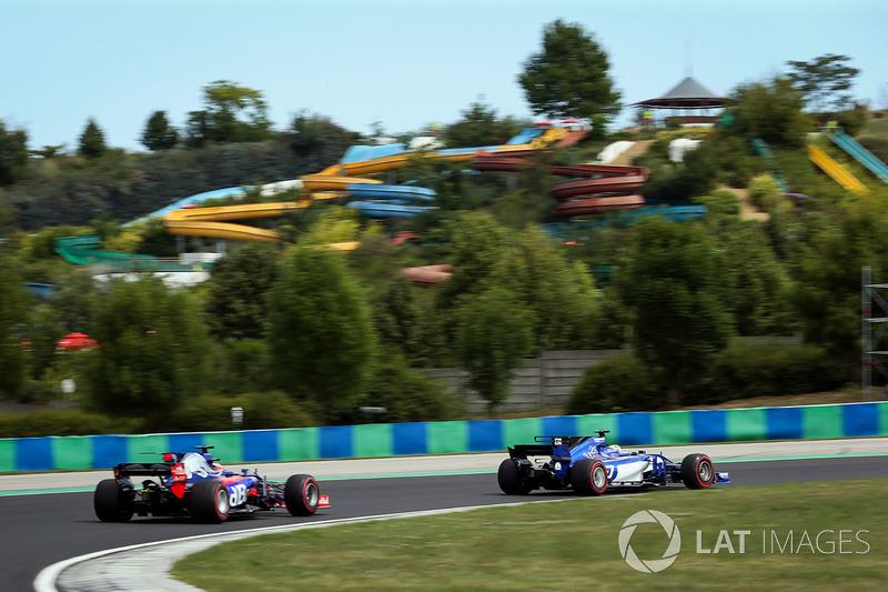 Данііл Квят, Scuderia Toro Rosso STR12, Маркус Ерікссон, Sauber C36
