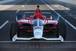Машина IndyCar Honda 2018 года