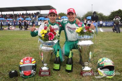 CIK-FIA Campeonato de Europa: Circuito de Fernando Alonso