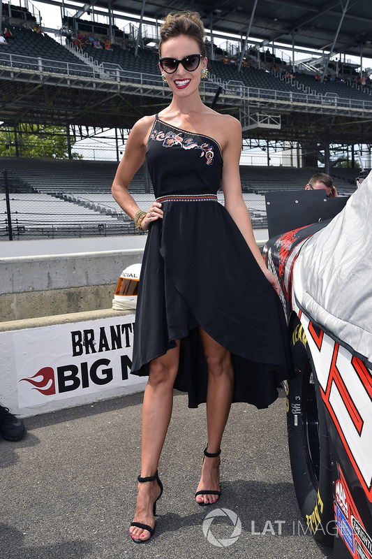 Samantha Busch, Ehefrau von Kyle Busch