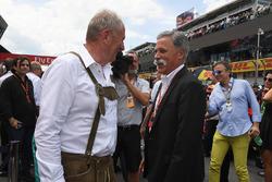 Dr Helmut Marko, Red Bull Motorsport, Chase Carey, Fórmula 1