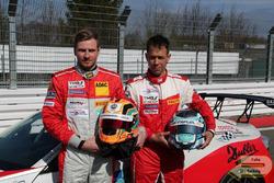 Manuel Amweg, Fred Yerly, Toyota Swiss Racing