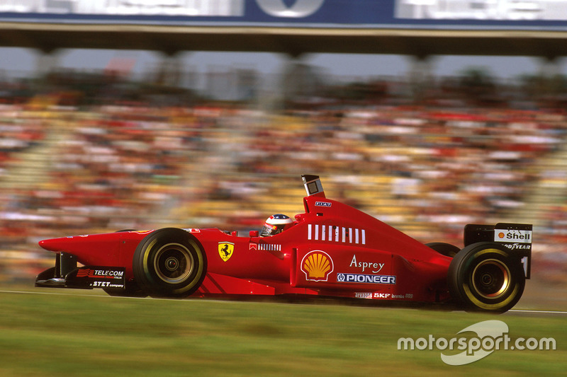 1996: Michael Schumacher, Ferrari 310