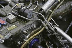 #8 Audi Sport Team Joest Audi R18 rear detail