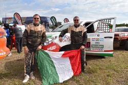Toyota Land Cruiser #370: Dario de Lorenzo, Aldo de Lorenzo