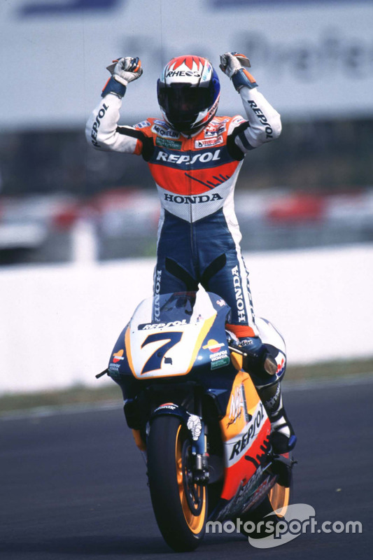 1. Tadayuki Okada, Repsol Honda Team