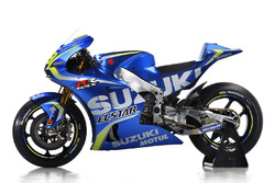 Team Suzuki Ecstar MotoGP GSX-RR 2017