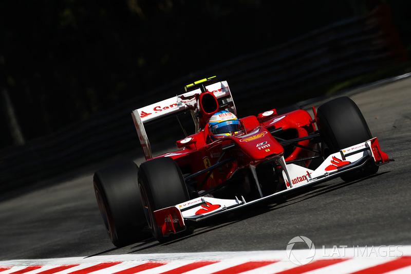 2010. Гран Прі Італії