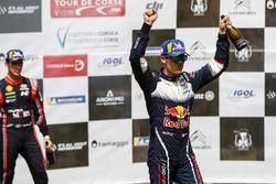 Podium : Sébastien Ogier, M-Sport Ford WRT