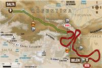 Етап 10: Сальта - Белен