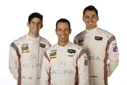 Элио Кастроневес, Рики Тейлор и Грэм Рейхол, Acura Team Penske