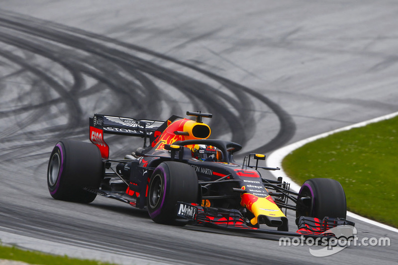 7. Daniel Ricciardo, Red Bull Racing RB14
