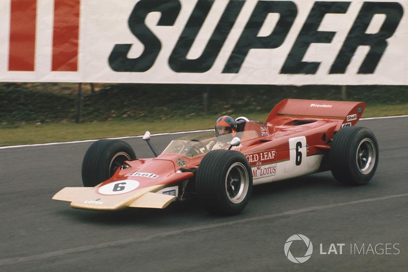 Эмерсон Фиттипальди, Lotus 56B Pratt & Whitney, «Гонка чемпионов»