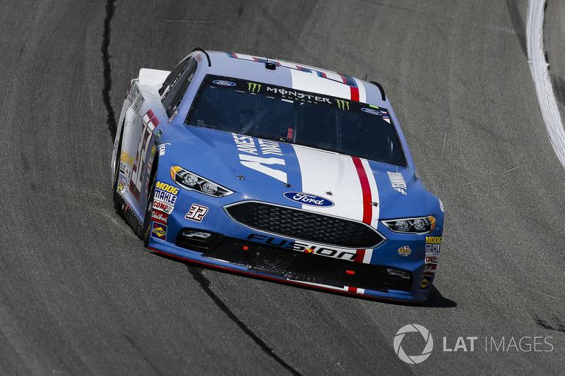 Matt DiBenedetto, Go FAS Racing, Ford Fusion Anest Iwata