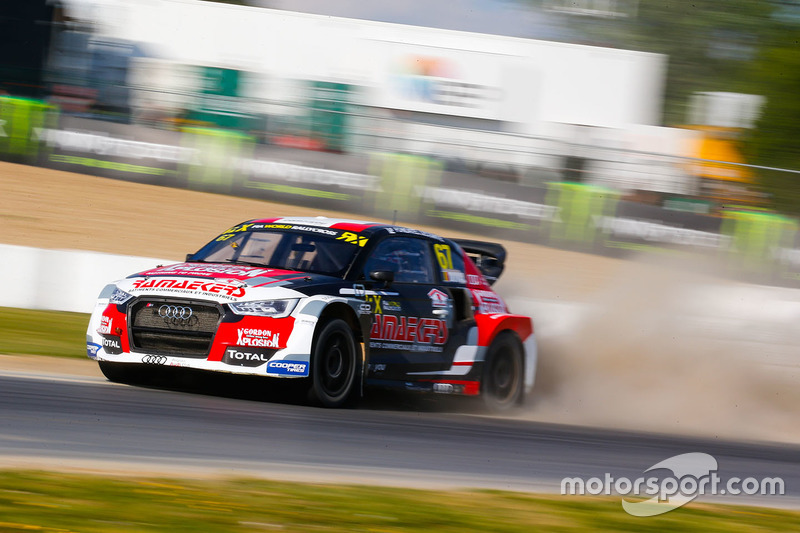 Франсуа Дюваль, Audi S1 EKS RX quattro, Marklund Motorsport