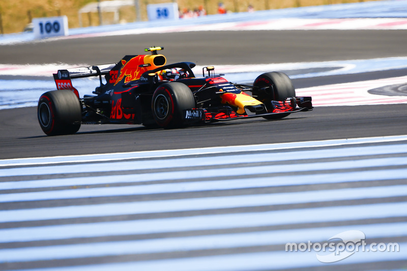 4. Max Verstappen, Red Bull Racing RB14