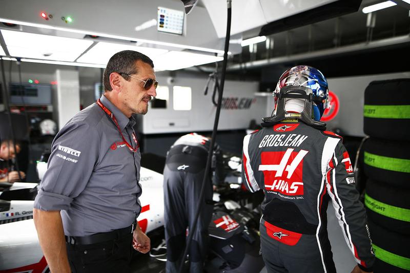 GP Perancis - Romain Grosjean