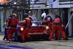 #85 Keating Motorsports Ferrari 488 GTE: Бен Кітінг, Йерун Блекемолен, Лука Штольц
