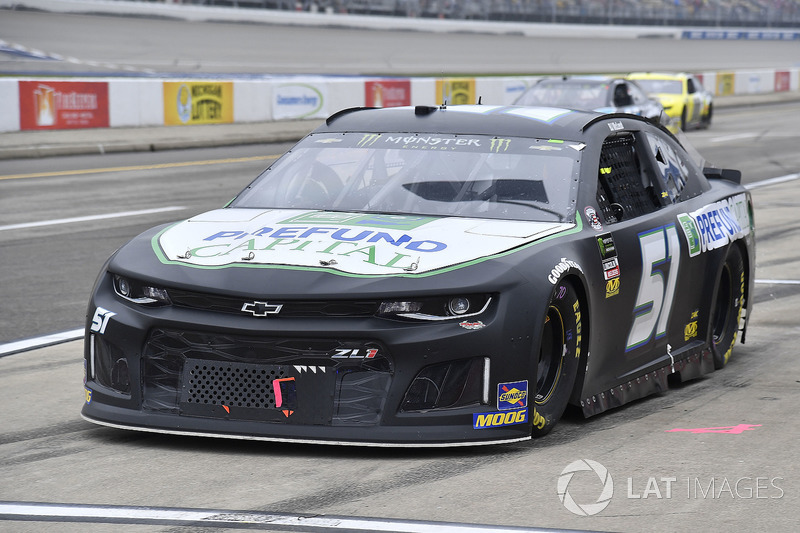 BJ McLeod, Rick Ware Racing, Chevrolet Camaro