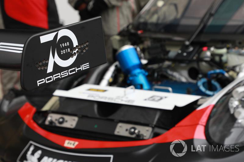 Porsche 70th anniversary