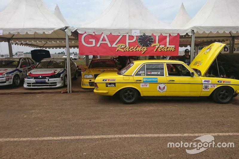 Gazpoll Racing Team, BSD City Grand Prix