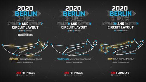 Notícias Fórmula E