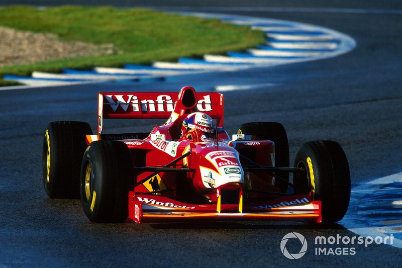 Juan Pablo Montoya, Williams Mecachrome