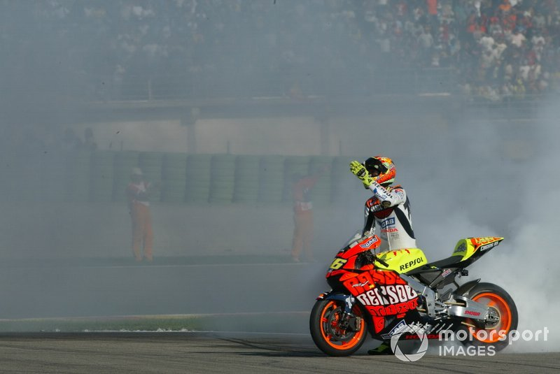 2003 - Repsol Honda (MotoGP Valencia)