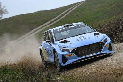 Hyundai i20 N Rally 2 - Test