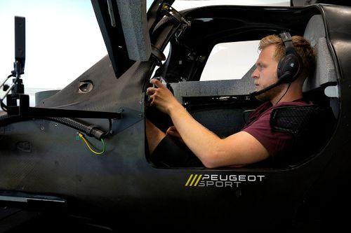 Peugeot Sport Hypercar tanıtım