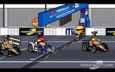第5戦マラケシュePrix