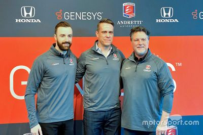 Andretti Autosport announcement