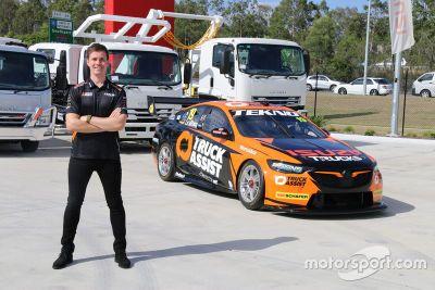 Truck Assist Tekno Racing renk düzeni tanıtımı