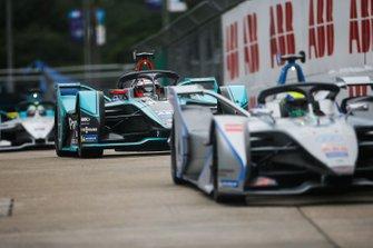 Felipe Massa, Venturi Formula E, Venturi VFE05 Mitch Evans, Panasonic Jaguar Racing, Jaguar I-Type 3
