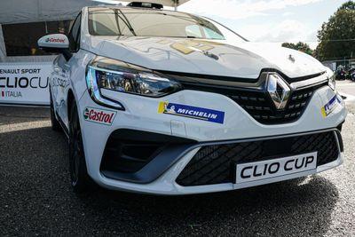 Presentazione Clio Cup Italia 2021