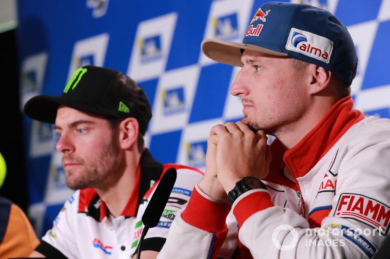 Джек Міллер, Pramac Racing, Кел Кратчлоу, Team LCR Honda