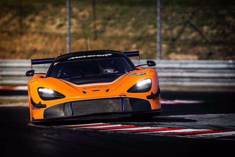 Présentation McLaren 720S GT3