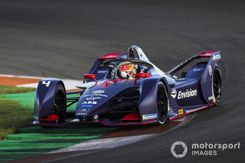 Envision Virgin Racing, Audi e-tron FE05